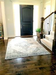 machine washable rugs machine washable rugs and runners runner foyer on round pertaining to stunning entryway