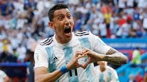 نهائي كوبا أمريكا الارجنتين والبرازيل هدف خورافي للارجنتين من ديماريا 😍 # أرجنتين#برازيل# - YouTube