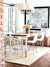 rugs for under dining table room rug round furniture licious sizes size creative of area dining room with area rug