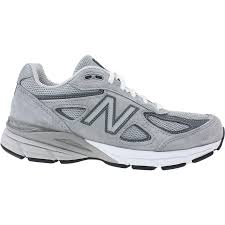 M990v4 Grey Castlerock New Balance Mens Running Shoes