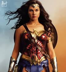 Image result for images of wonder woman 2017