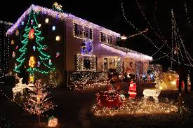Delaware County Christmas Light Displays Christmas Lights 2020 2021 In New Jersey Dates Map