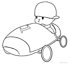 Small Picture Fresh Pocoyo Coloring Pages 18 With Additional Coloring Site with