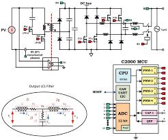 solar micro inverter schematic wiring diagram example electrical rh cranejapan co solar controller wiring diagram solar