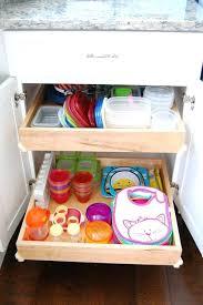 tupperware organizer ikea storage drawer kitchen storage best organization images on kitchen