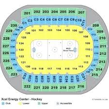 Xcel Energy Concert Seating Chart Consol Energy Center Seating Capacity Xcel Energy Center