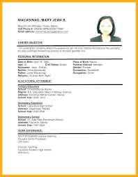 Example Of Job Cover Letter For Resume Teacher Cover Letter Example