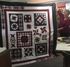 Sager Creek Quilts - Home | Facebook & Image may contain: 1 person, indoor Adamdwight.com