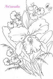Art Sanália Riscos De Flores