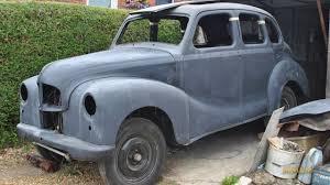restoration of a 1949 austin a40 devon