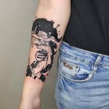 Illustrations And Creations эскизы для татуировок лис уже уютно