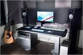 home studio desk home decor color for retro diy ikea dj booth free diy ikea alex
