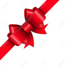 Red Ribbon Design Red Ribbon Bow Gift Design Element Illustration