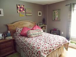 Affordable Teenage Girl Room Decor For Gray Bedroom Wall