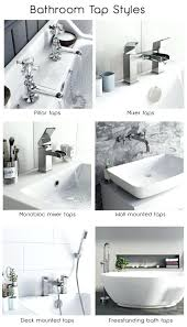 how to put in a new bathroom faucet bathroom tap styles remove bathroom sink stopper american