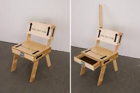 wooden crates furniture. Autumn Workshop Repurposes Wood Crates To Create Rustic Furniture With Built-in Storage   Inhabitat - Green Design, Innovation, Architecture, Building Wooden