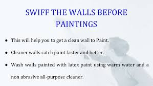 clean walls before paintingHow Putty and Primer keep your Paint as good as new