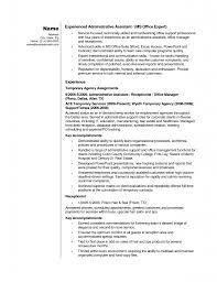 Sample Resume For Salon Manager Best Of Monpence Image Examples