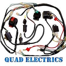 wiring harness for chinese atv wiring diagrams bib full electrics wiring harness cdi coil 110cc 125cc atv quad bike wiring diagram atv wiring harness for chinese atv