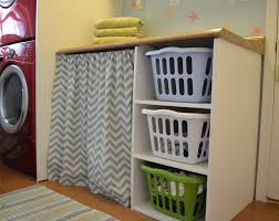 chic built in wire laundry basket nice laundry room features built in laundry hamper bunnings