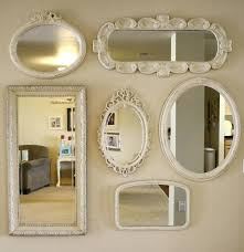 mirrors on the wall a diamond in the stuff mirror wall gallery mirror wallpaper for walls