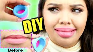 diy silicone lip plumper instant big lips you