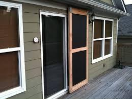 Homemade Screen Door Designs 25 Diy Screen Door Projects To Keep Out Uninvited Invaders