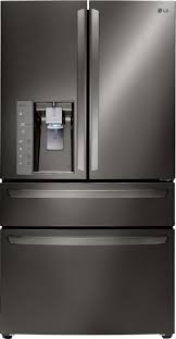 Door Counter Lg Lmxc23746d Diamond Collection 227 Cu Ft Black Stainless