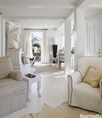 Small Space Design Ideas white living room