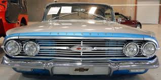 1960 Chevrolet Impala Convertible, Gateway Classic Cars, Ruskin ...