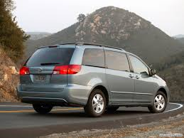 2003 Toyota Sienna ii – pictures, information and specs - Auto ...