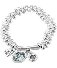 Aqua Серебристый <b>браслет</b>-цепь из круглых звеньев - GLAMI.ru