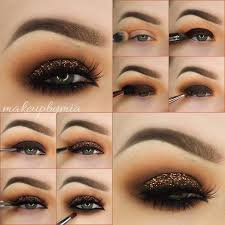 25 best ideas about brown smokey eye makeup on brown smokey eye tutorial brown smokey eye and smoky eye tutorial