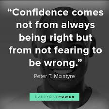 Quotes About Self Confidence Magnificent 48 Self Esteem Quotes On Confidence And Self Worth Everyday Power