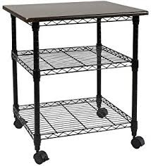 mobile printer stand. Perfect Stand Apollo Hardware Printer Stand Series  3 Tier StandBlack 18 Throughout Mobile N