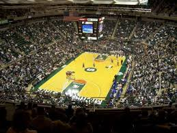 Breslin Center Section 217 Row 12 Home Of Michigan State