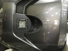 4runner Led Fog Lights Cali Raised 5th Gen Led Fog Light Pod Replacement Brakets Crt4r0003 69 99 Pure 4runner 5th Gen 4runner Mods And 4runner Accessories