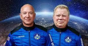 William Shatner Oldest Man In Space ...