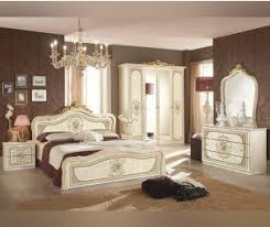 italian bed set furniture. Tuttomobili Alice Beige Finish Bedroom Set With 4 Door Wardrobe Italian Bed Furniture A