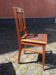 6 Stühle Holzstühle Antik In Frankfurt Main Nordend