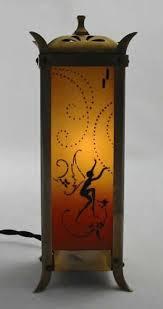 27 best ART DECO Perfume Lamps images on Pinterest | Vintage ...