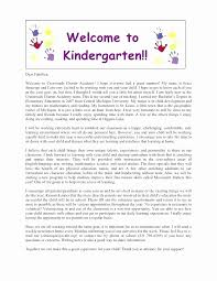 Teacher Welcome Letter Template Unique Letters To Parents From