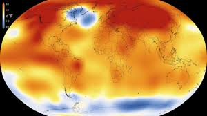 climate change global temperature ano es for 2015 compared to the 1951 1980 baseline 2015 was the warmest year in the nasa noaa temperature record which starts in