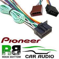 pioneer sph da car radio stereo pin power wiring harness image is loading pioneer sph da100 car radio stereo 16 pin