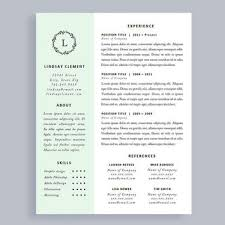 Etsy Resume Template Best Epsy Resume Template With Picture Etsy Resume Template Etsy Cv