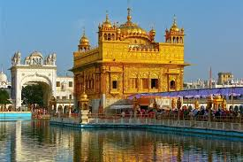 canvas fabric poster print frame available golden temple