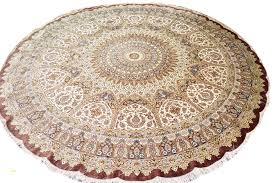 kazemi pure silk round