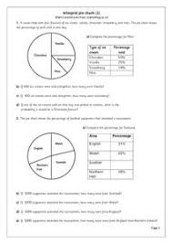 Creating Pie Charts Worksheet Pie Chart Lesson Plans Worksheets Lesson Planet
