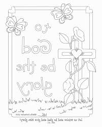 Christian Easter Coloring Pages Awesome Kids Christian Coloring