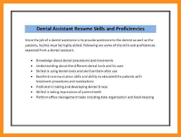 8+ dental assistant skills for resume | fillin resume